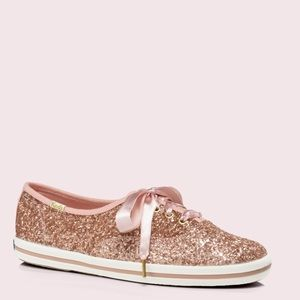 Keds Kate Spade New York Glitter Sneakers